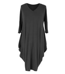 GRAFITOWA sukienka plus size CHARLOTTE II