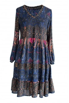 sukienka indie boho xxl ryan