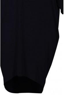 Czarna sukienka oversize SUSAN
