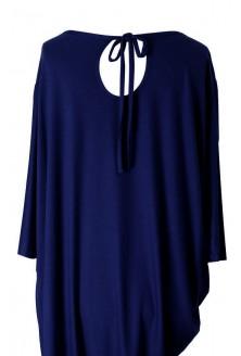 GRANATOWA tunika / sukienka PAULINA 2
