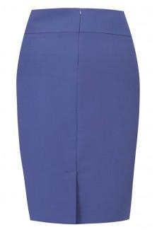 Spódniczka ołówkowa GRACE - kolor jeansowy