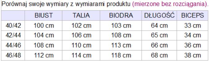 tabela_wymiarow_bluzka_francine