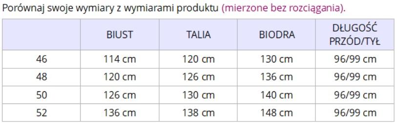 tabela_wymiarow_sukienka_zoey