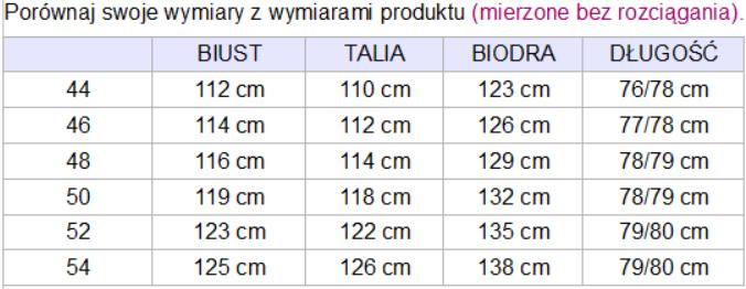 tabela_wymiarow_bluzka_freya_srebrne_cekiny