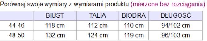 tabela_wymiarow_plaszczyk_laila