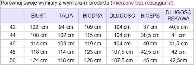 tabela_wymiarow_sukienka_kylie