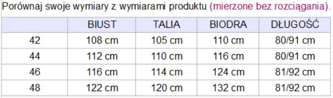 tabela_wymiarow_kamizelka_lexi