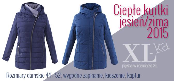 5b87af82 Ciepłe kurtki zimowe - kolekcja 2015 - duże rozmiary XL-ka - Blog XL ...