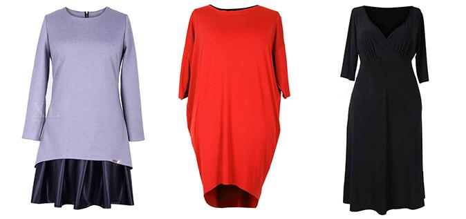 205e7b5820 sukienki na walentynki duże rozmiary
