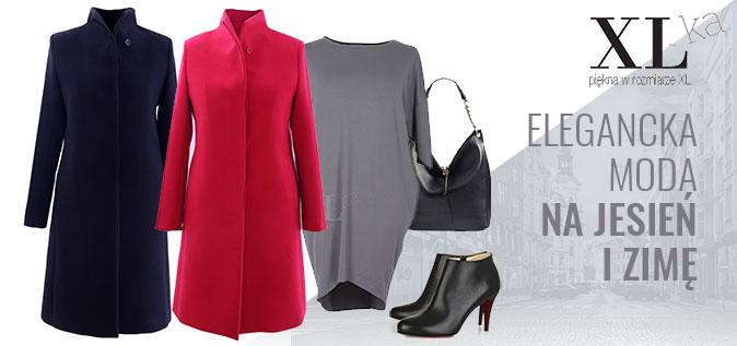 2cbd6148a5152f Eleganckie płaszcze flauszowe w dużych rozmiarach - XL-ka - Blog XL ...