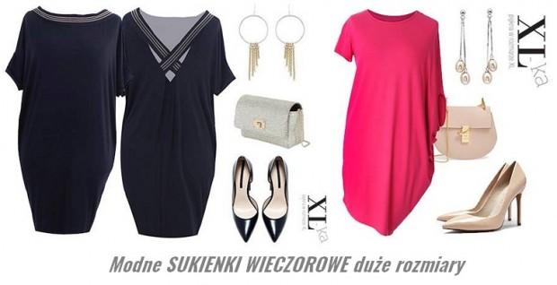 91e13865 Sukienki wieczorowe duże rozmiary - sklep XL-ka - Blog XL-ka - moda ...